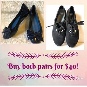 Lot of 2 MELISSA jelly shoes women's size 8